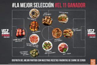 El sector porcino europeo une deporte, salud y carne de cerdo durante la Eurocopa