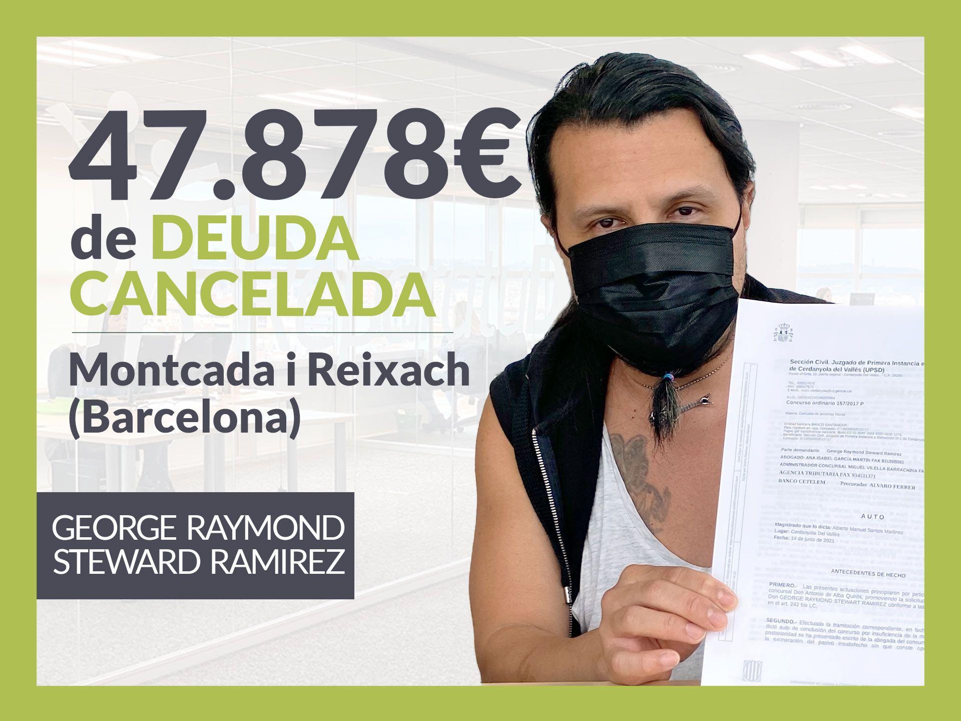 Repara tu Deuda Abogados cancela 47.858€ en Montcada i Reixach con la Ley de Segunda Oportunidad