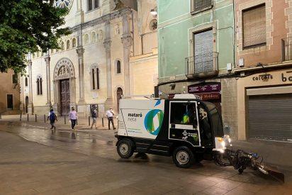 FCC Medio Ambiente renueva el contrato de recogida de residuos y limpieza viaria y de playas en Mataró (Barcelona)