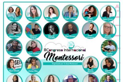 Más de 10.000 personas inscritas en la tercera edición del Congreso Internacional Montessori