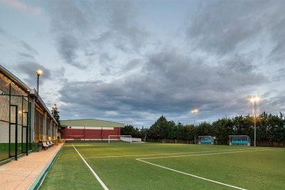 Schréder mejora la calidad lumínica del polideportivo municipal de Torrelodones