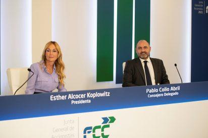 FCC celebra su Junta General de Accionistas 2021