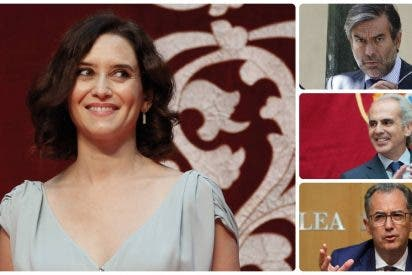 Madrid: Quién es quién en el Gobierno de Isabel Díaz Ayuso