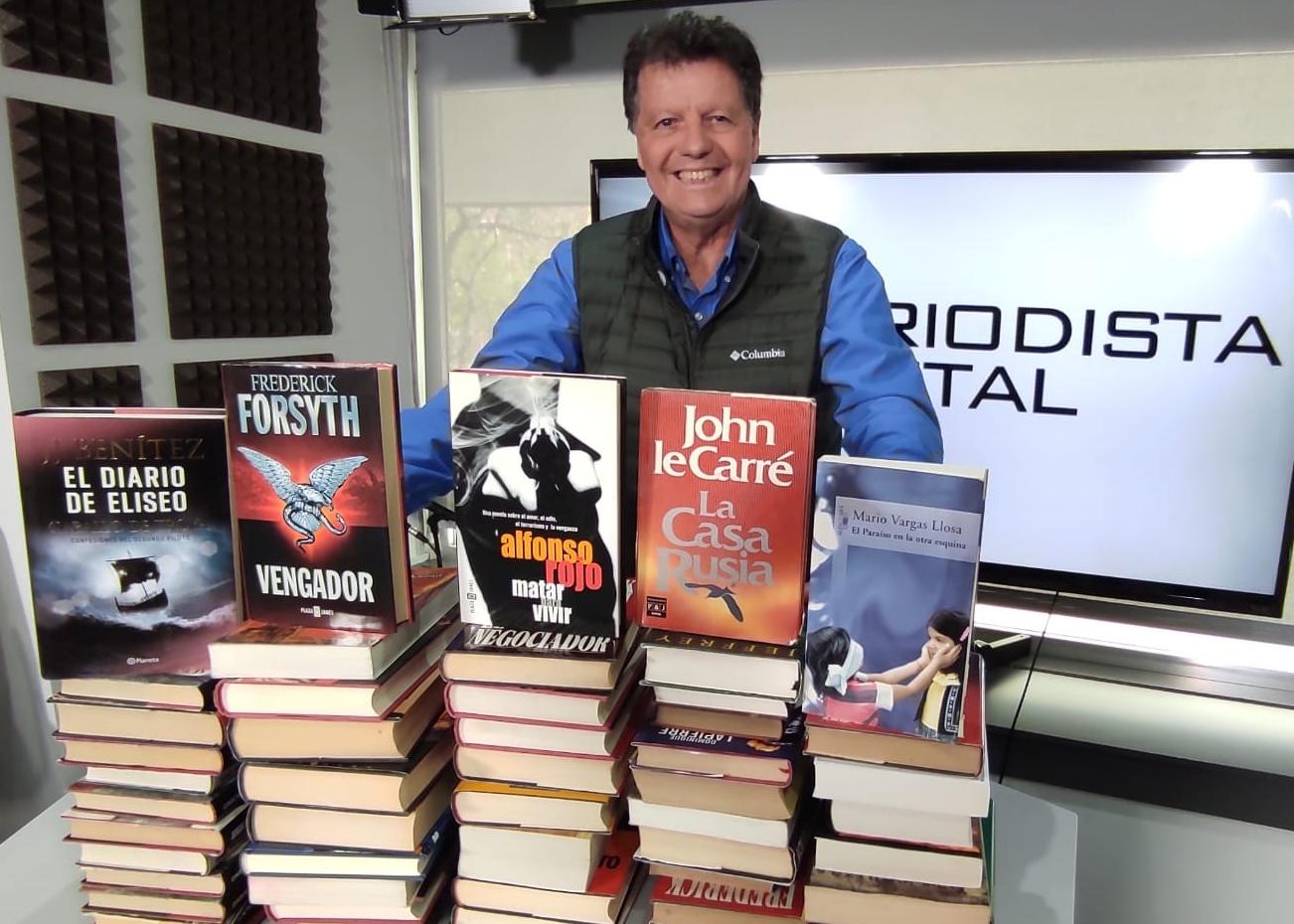 CLUB PD: Esta semana sorteamos tres lotes de libros de la biblioteca del director