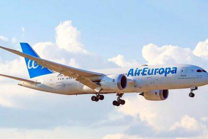 Air Europa reinicia sus vuelos a Nueva York