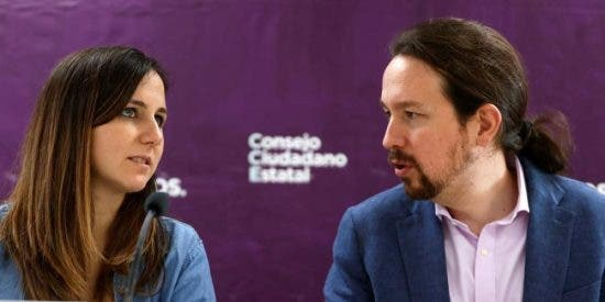 Pablo Iglesias huyó de Unidas Podemos dejando un pufo de 2,6 millones de euros en pérdidas