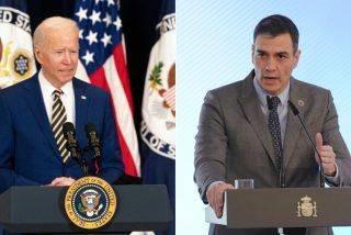 ¡Otro bofetón de EEUU a Sánchez! Biden no incluye al presidente español en su megagira europea