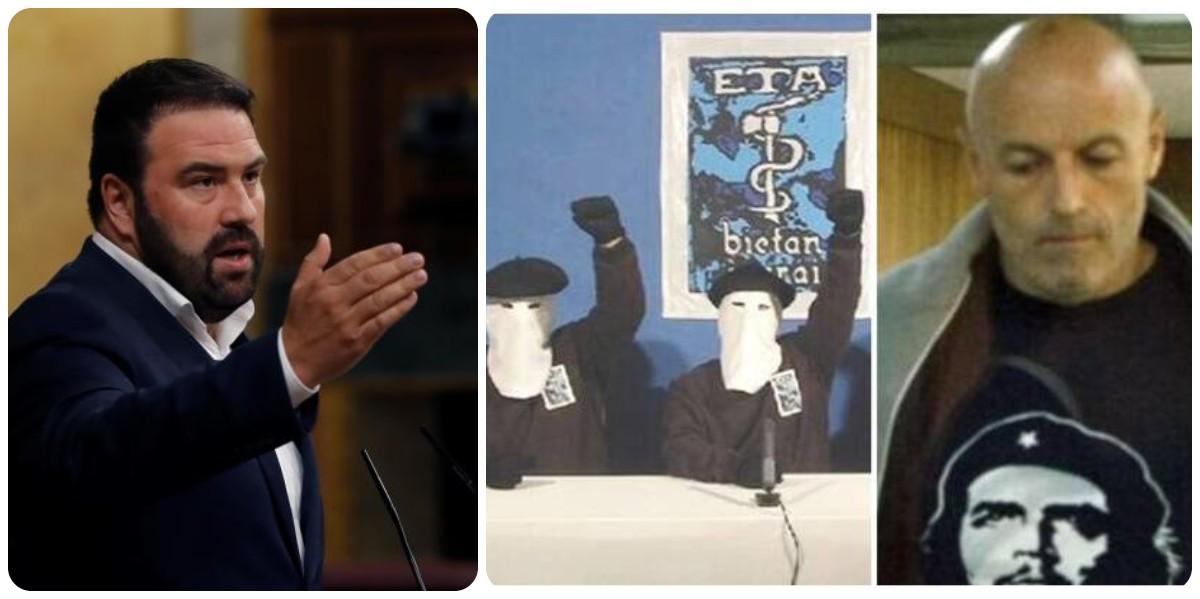 ¡Para esto traspasó Sánchez al País Vasco las competencias penitenciarias! Bildu negocia prebendas con los presos de ETA
