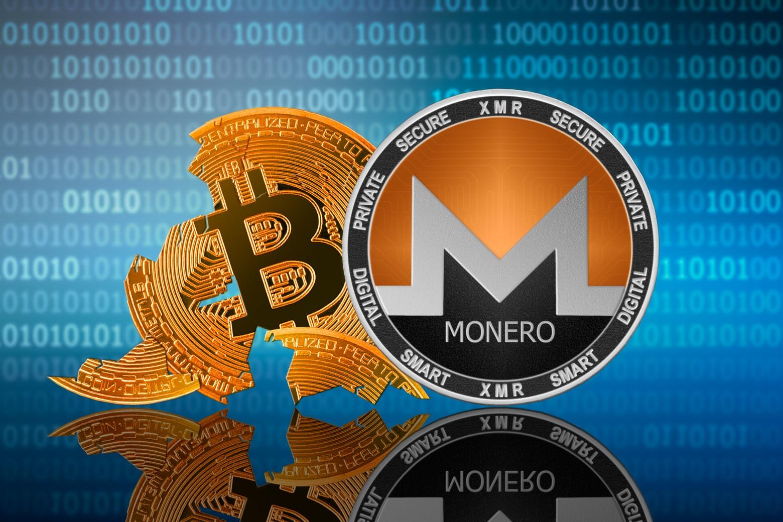 No solo Bitcoin: Ojo al Monero, la nueva criptomoneda objeto de los hackers