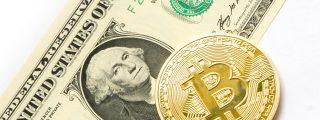 Dolar y Bitcoin