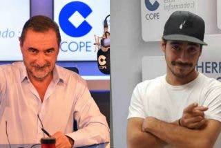 Y el sustituto de Carlos Herrera este verano en la COPE será: ¡su hijo Alberto!