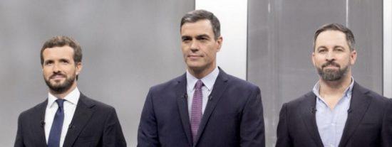 Encuesta: La suma de PP y VOX fulmina al PSOE y le otorga una holgada mayoría absoluta (183-100)