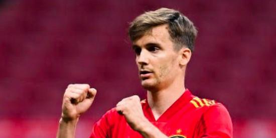 Diego Llorente regresa a la Selección de España tras dar negativo en las pruebas PCR