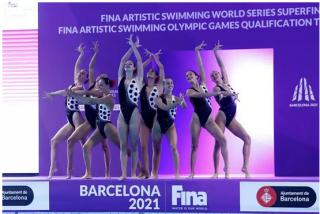 España tendrá representación en la natación artística de los JJOO de Tokio