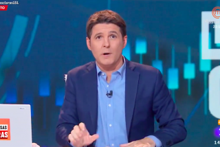 Cintora causa un seísmo en TVE: desafía en directo a la dirección y revela que tiene un pacto con Moncloa