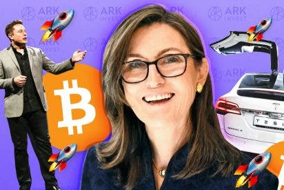 "Cathie Wood (ARK): ""El Bitcoin es imparable"""