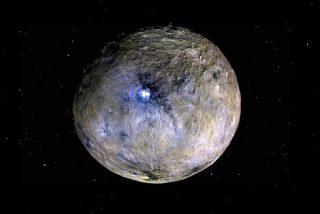 Científicos logran recrear y evaluar minerales de Ceres en la Tierra