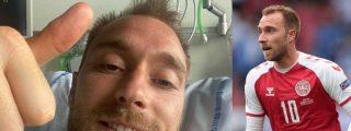 Christian Eriksen tendrá que llevar implantado un pequeño desfibrilador en el pecho