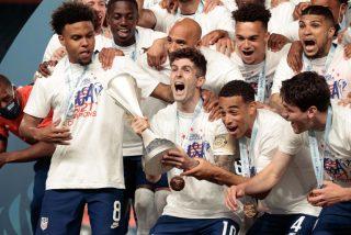 EEUU, campeón de la Concacaf Nations League