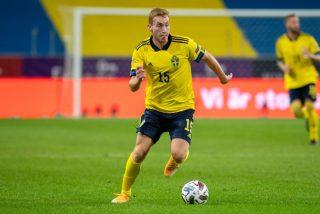 El sueco Dejan Kulusevski, positivo en COVID a menos de una semana de debutar ante España