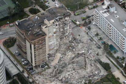 Polémica en EEUU: Una teoría vincula la caída del edificio en Miami con un ejercicio militar en Florida