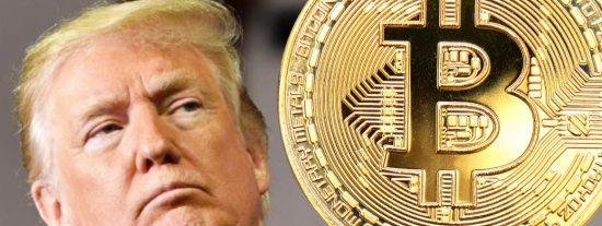"""Donald Trump: """"El bitcoin es una estafa contra el dólar"""""""