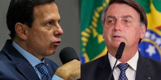 Joao Doria, gobernador de San Pablo, reta a Jair Bolsonaro y será candidato presidencial en 2022