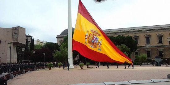 Plaza de Colón: un millón de españoles y ningún político en la tarima