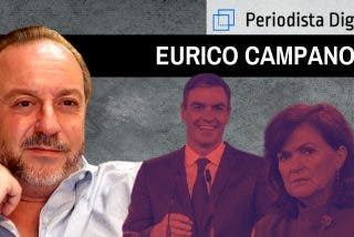"""Eurico Campano: """"El domingo en Colón vamos a decir 'basta ya' al gobierno"""""""