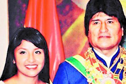 La hija de Evo Morales, de 26 años, se cuela en la vacunación COVID y el 'fraudulento' la defiende