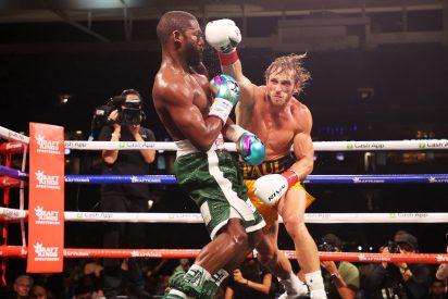 Las redes cargan contra el combate 'nulo' entre Floyd Mayweather y Logan Paul