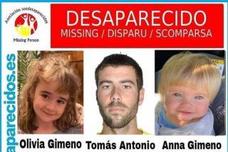 Hallan muerta a 1.000 metros de profundidad a Olivia, una de las dos niñas secuestradas por su padre