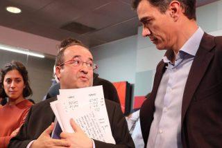 Iceta hunde por error a Sánchez al revelar su plan oculto: la nueva 'Constitución' catalana
