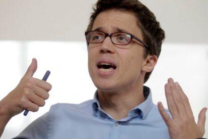 El 'pateador' Errejón va dando coces hacia el banquillo del Tribunal Supremo