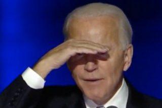 Joe Biden se pierde en la cafetería durante la cumbre del G7 y el personal se parte la caja de risa