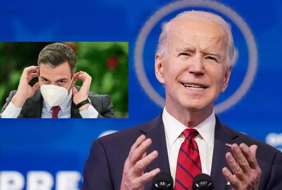Los 29 segundos de Biden con Sánchez nos han costado 6,3 millones