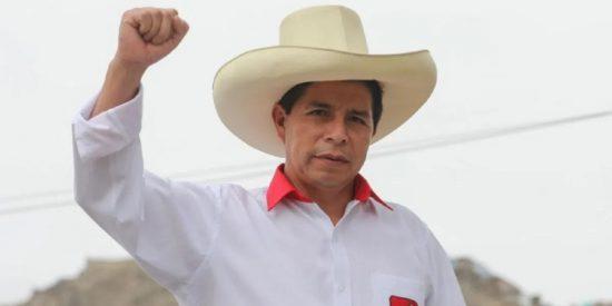 Perú: el comunista Castillo se impone a Fujimori en la lucha por la presidencia