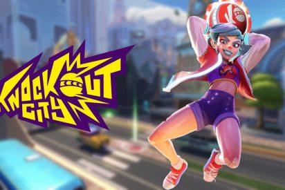 El videojuego 'Knockout City' se podrá jugar gratuitamente y en multijugador