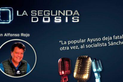 """""""La popular Ayuso deja fatal, otra vez, al socialista Sánchez"""""""