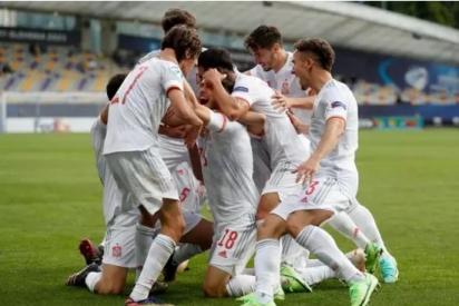 España pasa a semifinales del Europeo Sub-21 y enfrentará a Portugal