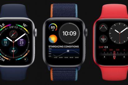 Apple filtra por accidente nuevas aplicaciones para Apple Watch y iPhone