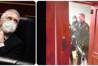 Varapalo judicial a Marlaska: El 'patadón en la puerta' para acabar con una fiesta es ilegal