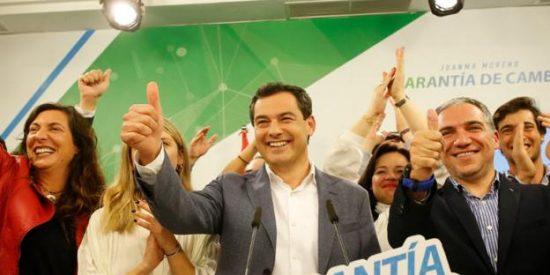 Encuesta: Juanma Moreno (PP) calca el 'efecto Ayuso' para consolidarse en la Junta de Andalucía