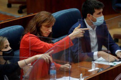 Mónica García, tras 'colgar la bata' para cobrar tres veces más en política, insulta a las madres jóvenes y de bajos ingresos