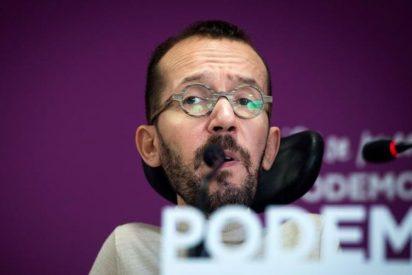 Twitter sopapea a Echenique por soltar la trola de que España lidera la vacunación en la UE