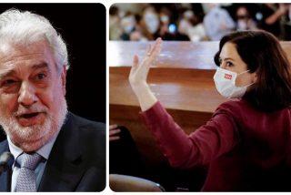 TVE oculta la cerrada ovación a Isabel Díaz Ayuso en el concierto de un aclamado Plácido Domingo