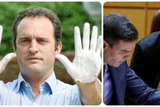 Las víctimas del terrorismo plantan en el Congreso a Sánchez por blanquear a ETA