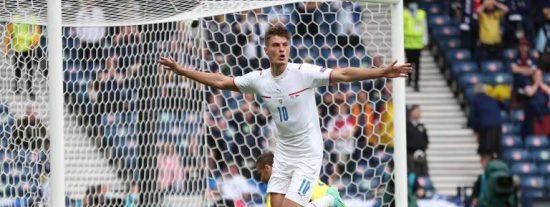 El golazo de mitad de cancha que podrá ser el mejor de la Eurocopa