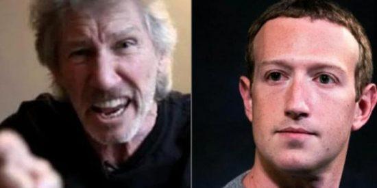 """Roger Waters a Mark Zuckerberg: """"¡Vete a la mierda! ¡De ninguna manera!"""""""