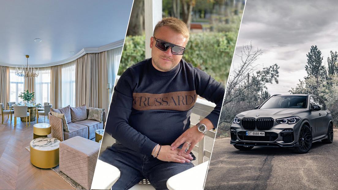 6 años de prisión a este ruso que se volvió millonario por error y gastó la fortuna en coches, casas y juergas